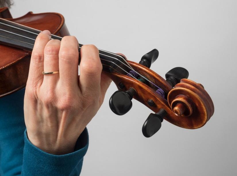 Violin Hand